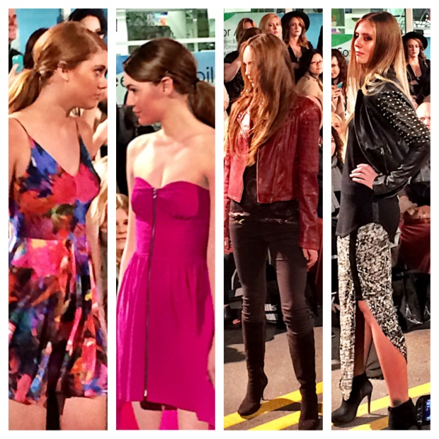 My favorite pieces of the night. First two are Amanda Uprichard and the last two are SW3 Bespoke.