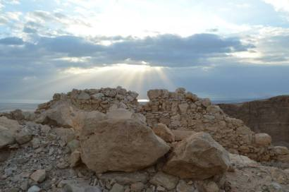 Masada - oh look I found God