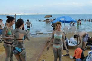 Dead Sea mud