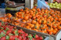 Persimmons - my new food obsession