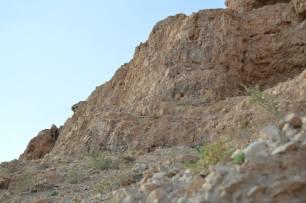 Masada descent